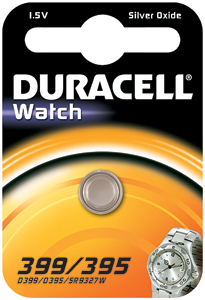 DURACELL Knoopcell Batterij 399-395