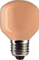 Kogellamp Softone Terracotta 40w E27