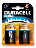 Blister D Cell Ultra Batterijen
